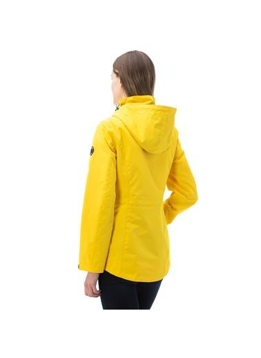 Nautica Yağmurluk Sarı